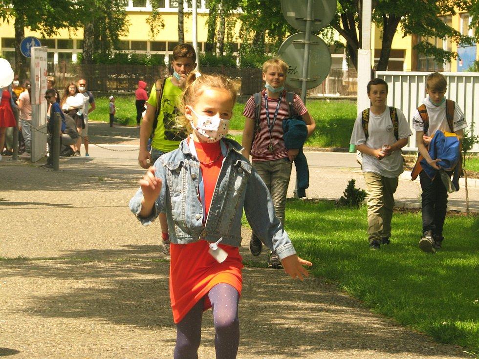 Dětský den v areálu Vodního světa Kolín.