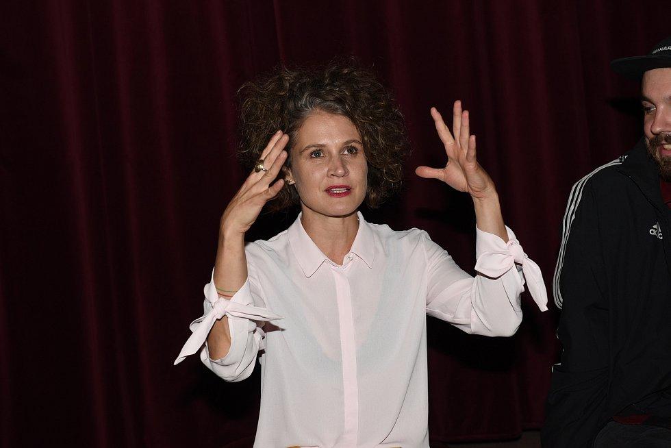 Tereza Hofová.