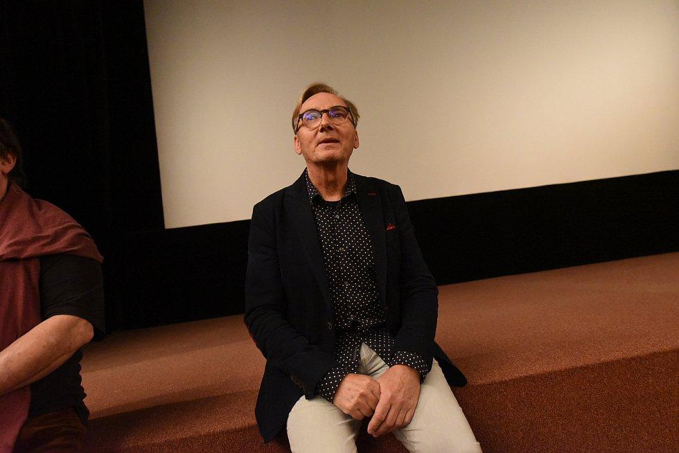 Ondřej Havelka uvedl osobně svůj debut.