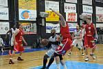 Semifinále Mattoni NBL (2.zápas): Kolín - Nymburk 90:88 pp