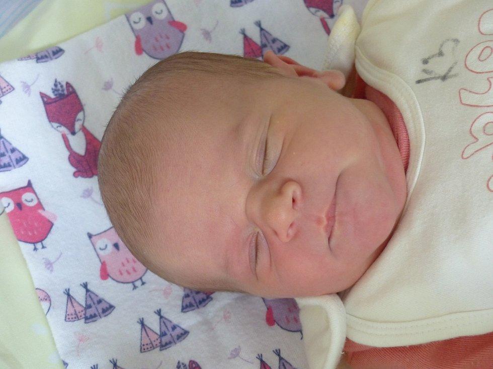 Ema Týmová se narodila 27. listopadu 2020 v kolínské porodnici, vážila 3510 g a měřila 50 cm. V Kolíně bude vyrůstat se sestřičkou Stellou (3) a rodiči Denisou a Zdeňkem.