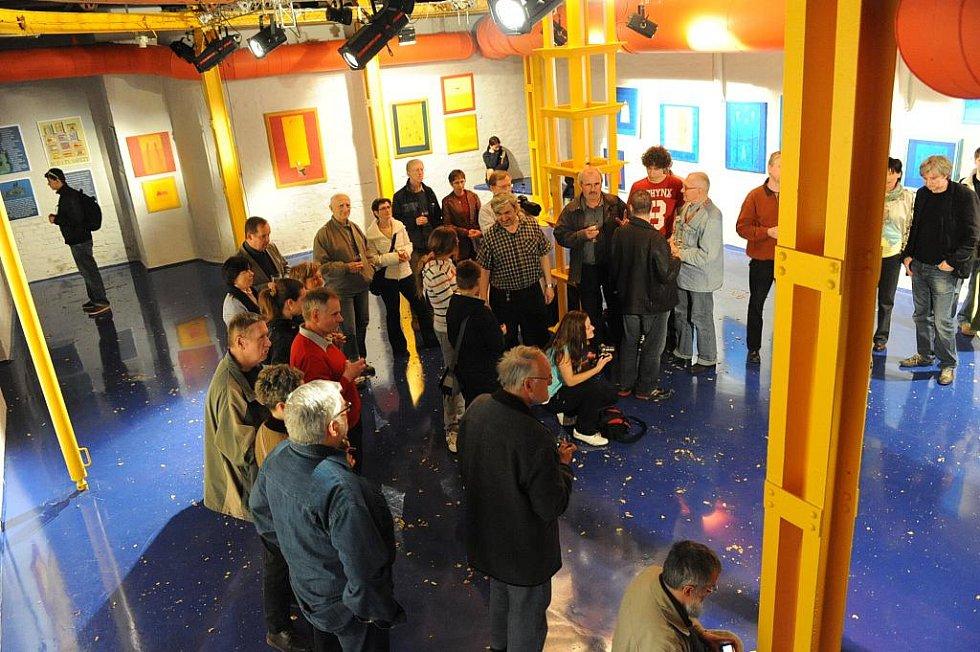 Festival Otevřeno ozvláštnila vernisáž výstavy