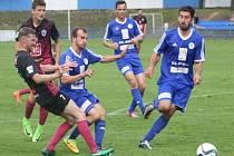 Z utkání FK Kolín - Čáslav (2:0).