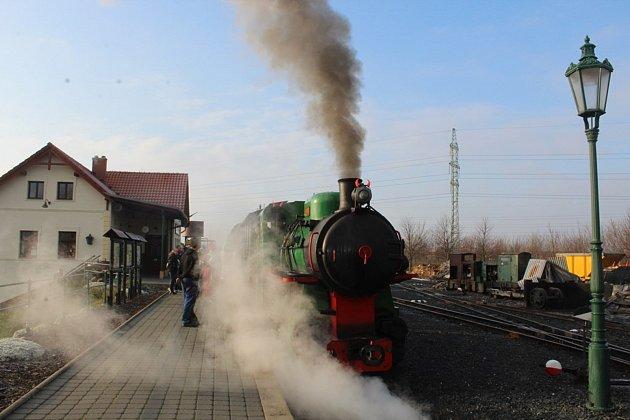 Kolínská řepařská drážka pořádala Čertovské jízdy.