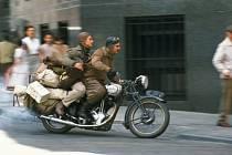 Z filmu Motocyklové deníky