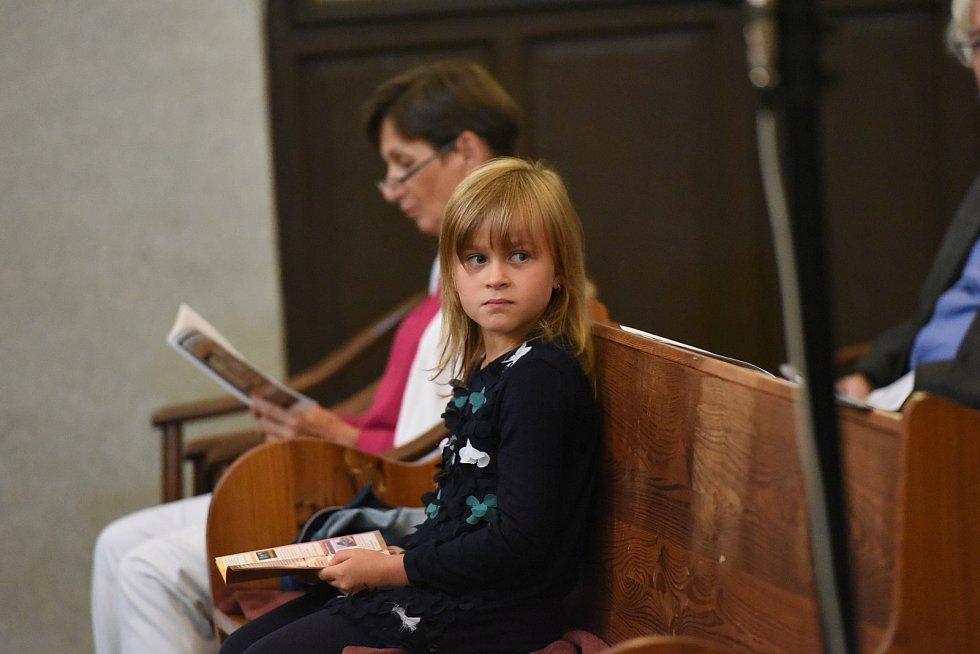 Vzpomínkový koncert na památku odsunutých kolínských židů