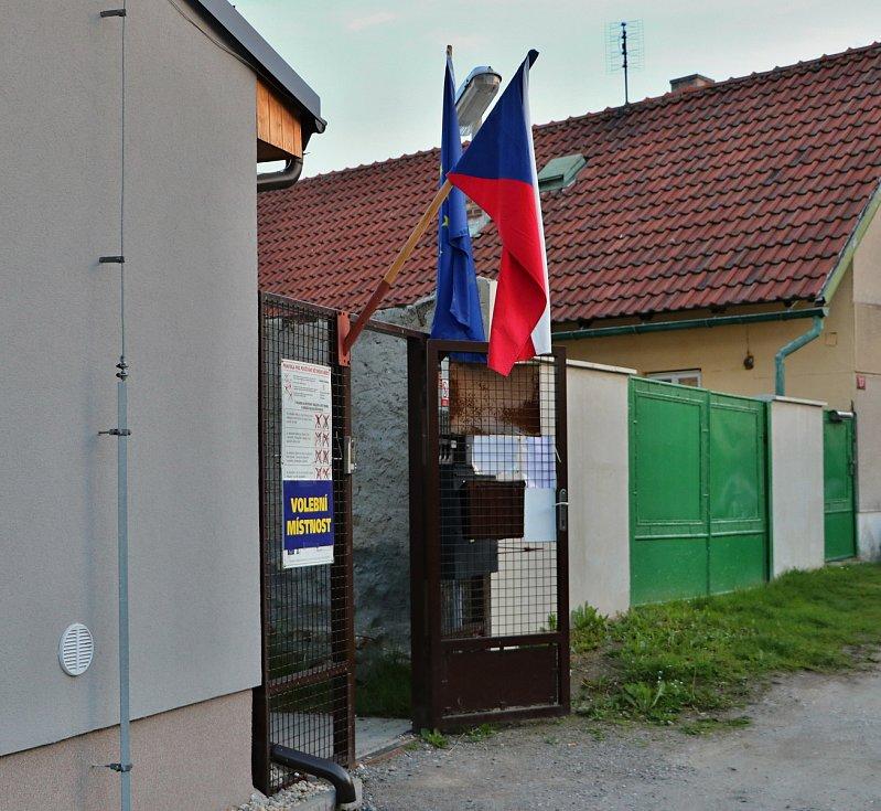 Volby do EP na Českobrodsku (Český Brod, Lstiboř, Bylany, Chotouň).