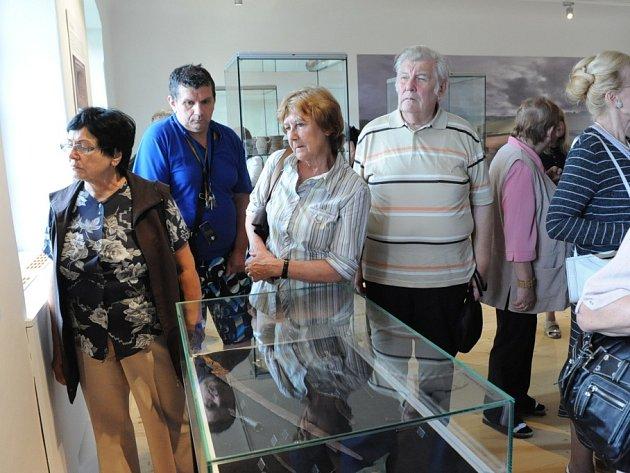 Silniční obchvat přinesl i zajímavou výstavu