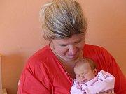 Linda Chalupová se narodila 2. května 2018. Měřila 2790 gramů a vážila 49 cm. Do Peček se rozjede s maminkou Hanou, tatínkem Martinem a bráškou Tomášem (1,5).