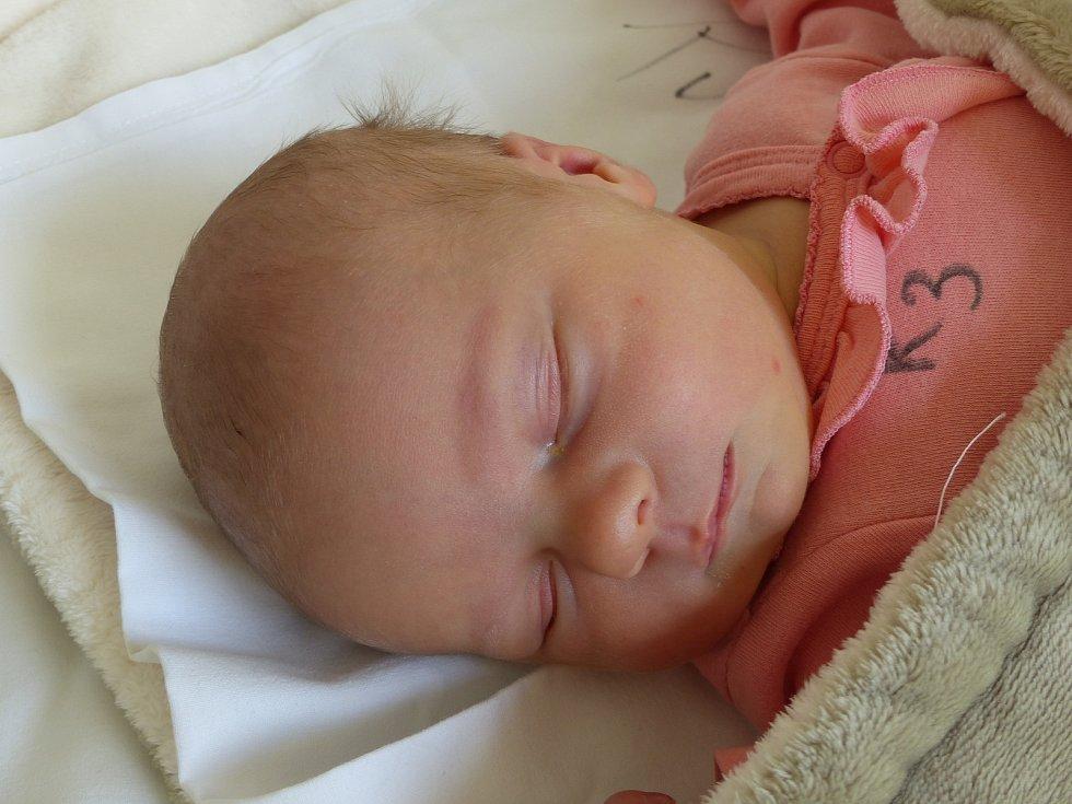 Barbora Pospíšilová se narodila 15. května 2020 v kolínské porodnici, vážila 3165 g a měřila 49 cm. V Sadské se z ní těší maminka Věra a tatínek Petr.