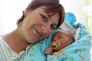 David Demel, který se narodil 12. června 2017, bude vyrůstat v Kutné Hoře s maminkou Pavlínou a tatínkem Luďkem. Po porodu vážil 3280 gramů a měřil 50 centimetrů.