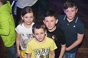 Kapela Slza bavila hlavně dětské fanoušky.