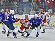 Hokejisté Kolína prohráli s Pelhřimovem 5:6.