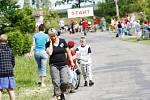 Závod kárek v Krychnově