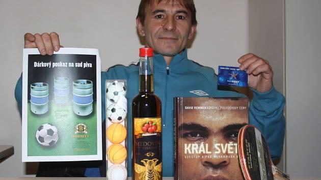 Vítězem podzimní části roku 2016 se stal Zdeněk Miler z Borku.