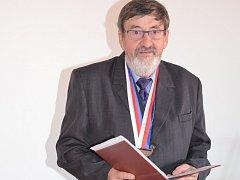 Zesnulý starosta Veltrub Ivan Kašpar