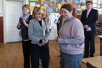 Do školy v Českém Brodě přijela návštěva z Norska