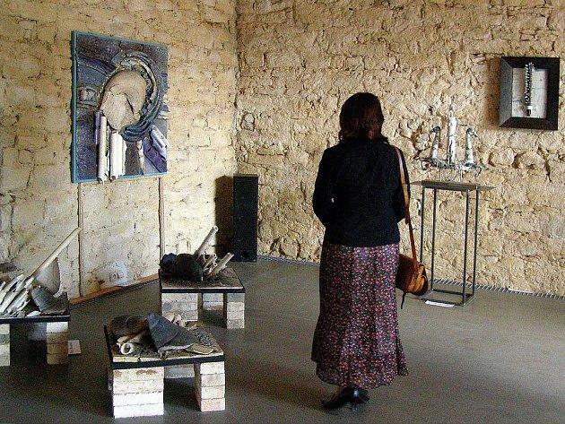 Nová galerie v Kostelci n.Č.l.