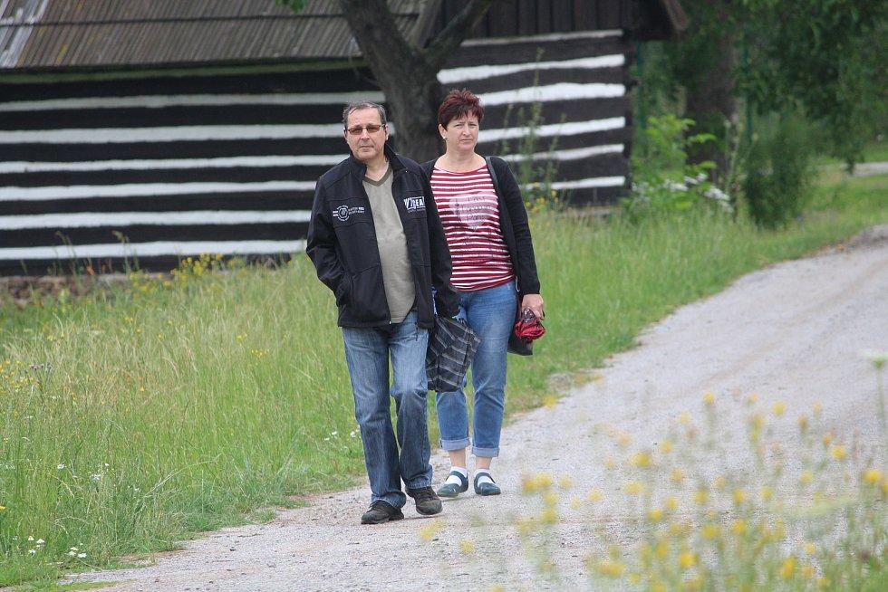 V Kouřimi se lidé dozvěděli více informací o stodole z Durdic.