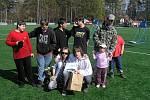 Vítěz Podlipanské ligy - děti - Kostelec nad Černými lesy