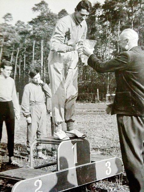 Archiv fotografií ze závodu Stanislava Petra