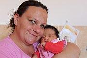 Pavla Moravcová se poprvé rozplakala 10. července 2017. Po porodu se pyšnila váhou 3430 gramů a výškou 48 centimetrů. Žít bude společně s maminkou Martinou, tatínkem Janem a sestřičkou Ludmilou (20 měs.).