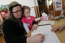 Zápis do plaňanské mateřské školky
