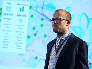 Kolín získal ocenění za svá smart řešení mimo jiné na konferenci IDC IOT
