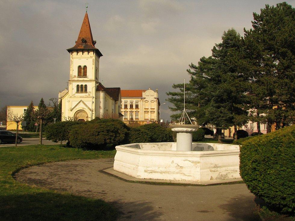 Odpoledne Bílé soboty v Pečkách.