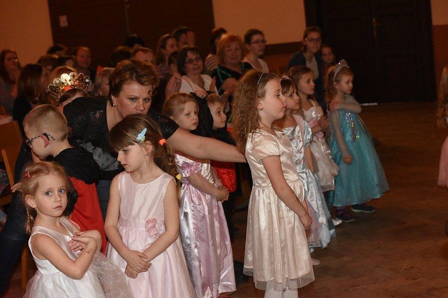 Mateřinky se utkaly na Zámecké.