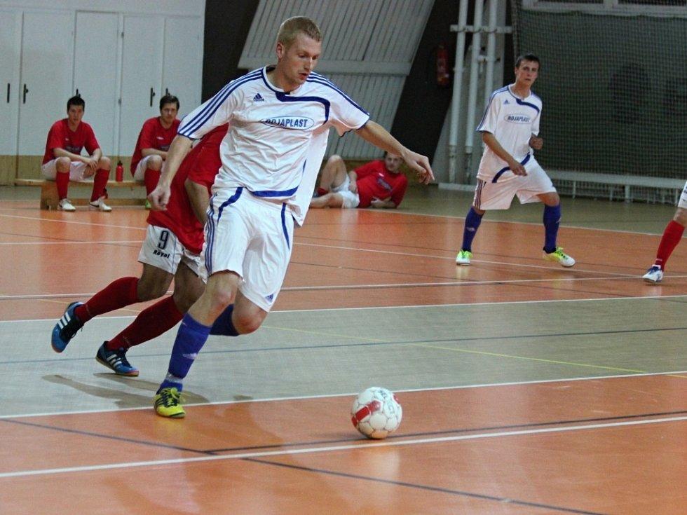 Z utkání SKP Kolín - Legie Příbram (9:4).