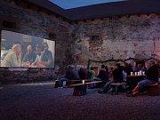 Letní kino na tvrzi v Nebovidech