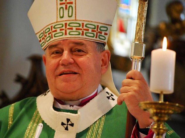 Pražský arcibiskup Dominik Duka navštívil Český Brod