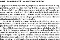 Výňatek ze sborníku vydaného vydalo nakladatelstvím Ekonom.