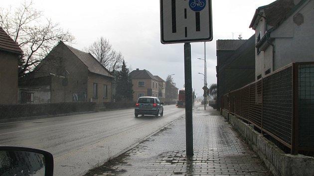 Bouře Sabine ve Středočeském kraji