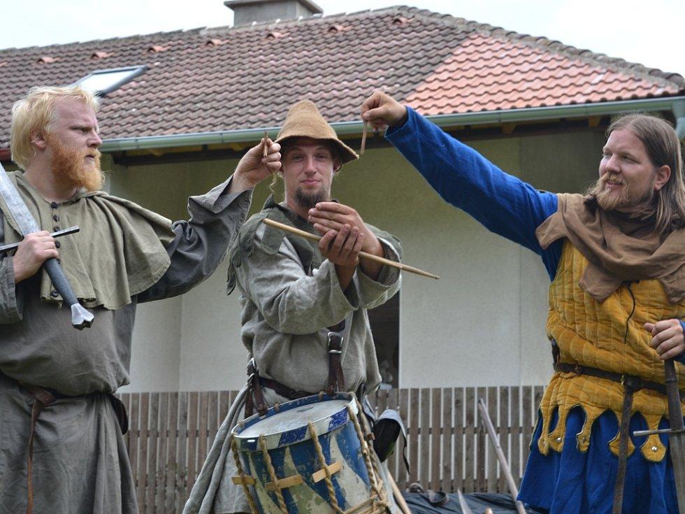 Břežanští oslavili historii obce.