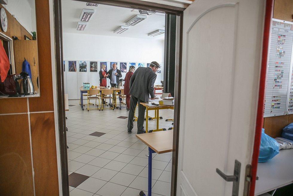Státní maturita na Střední odborné škole a Středním odborném učilišti stavebním v Kolíně.