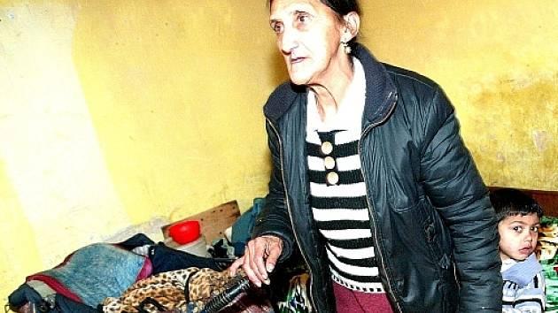 O malého Kristiána se starala především babička, které vnouček hodně chybí.