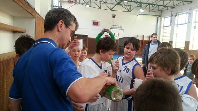 Basketbaloví minižáci BC Kolín si s předstihem zajistili účast na republikovém finále.