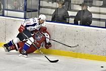 Hokejisté Kolína porazili Havlíčkův Brod 6:3.