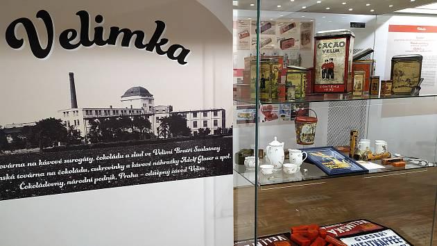 Poznejte historii výroby cukrovinek v našem okrese díky sladké výstavě v Regionálním muzeu Kolín.