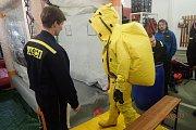 Kolínští hasiči školili velitele dobrovolných jednotek
