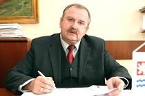 Náměstek hejtmana Josef Kantůrek.