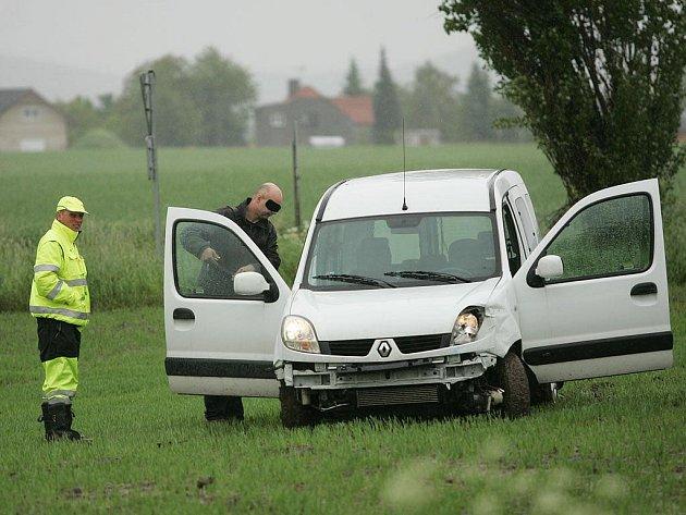 Nehoda na Polepské