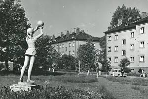Regionální muzeum v Kolíně střádá předměty a fotografie z Kolína 50. až 80. let.
