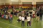 Ze zahájení školního roku 2020/2021 v Základní škole Mnichovická v Kolíně.