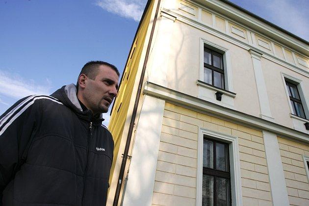 Bývalý pražský policista a dnes městský strážník v Čáslavi Josef Záklesník.