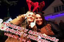 Vánoční vlog # 4 - Koncert v Bartoloměji a zpívání v Polepech
