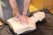 Resuscitační Andula je moderní a poskytuje okamžitou zpětnou vazbu.