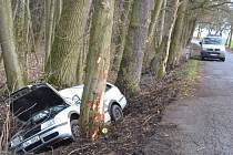 Co se stalo osudným muži, který řídil automobil Škoda Octavia stříbrné barvy, zatím není zcela jasné